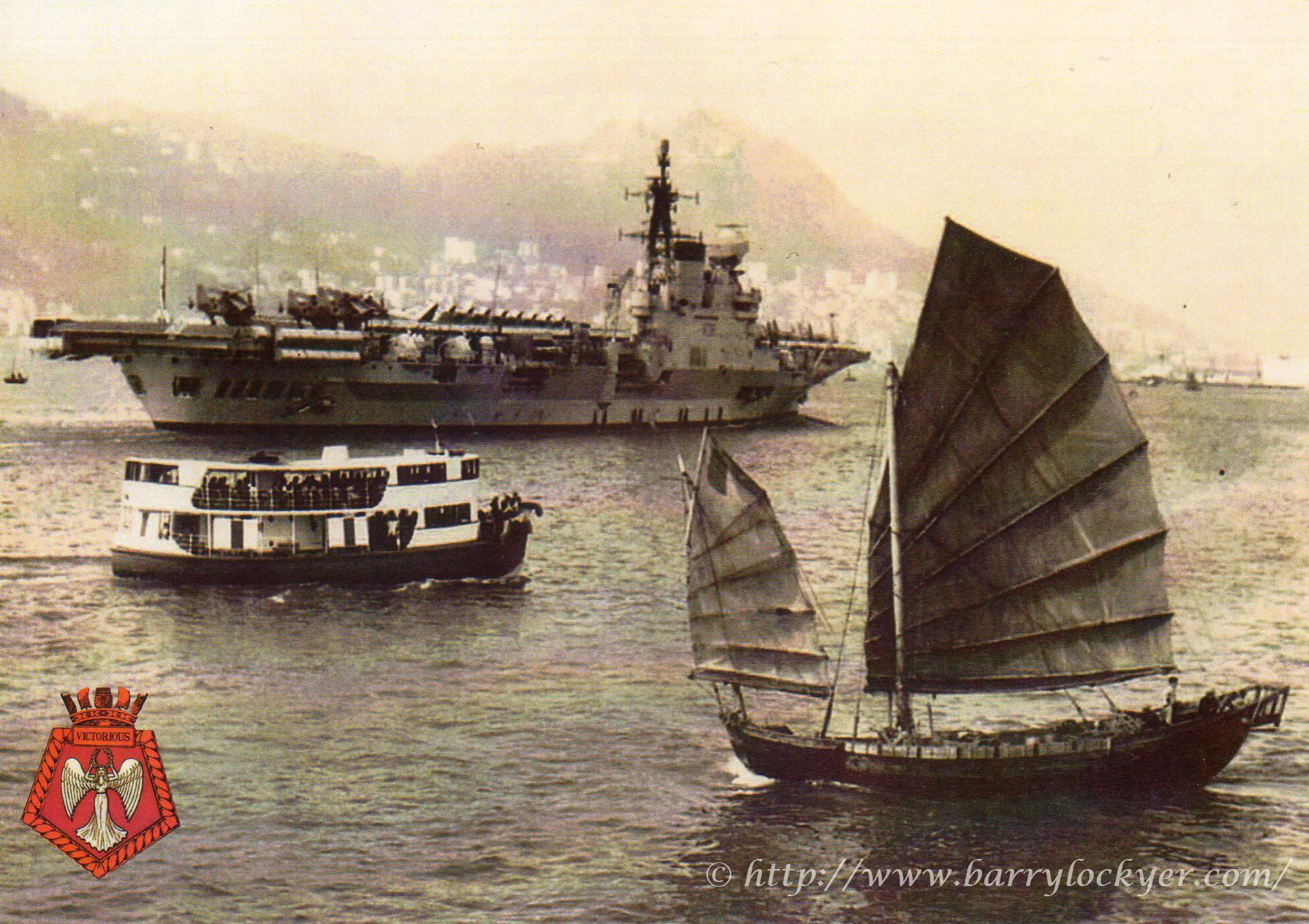 HMS Victorious Association